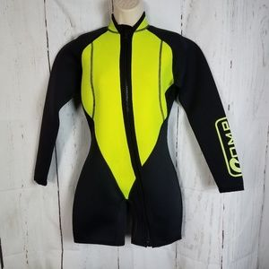 OMP 14 Wet Suit Short Scuba Suit